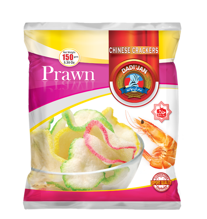Chinese Crackers Prawn