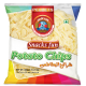 Plain Chicken Leg Potato Chips–400Grams