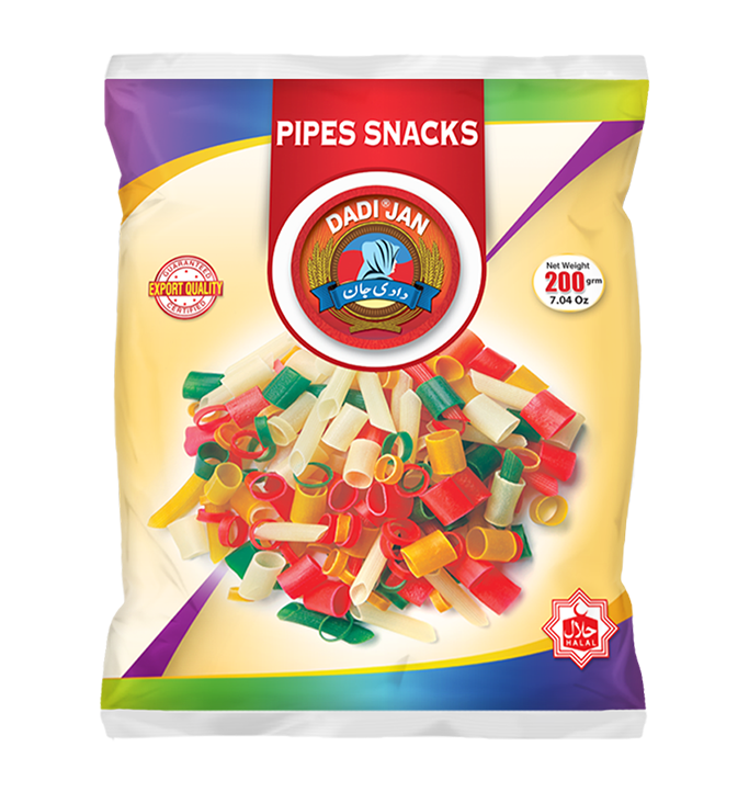 Pipes Snacks