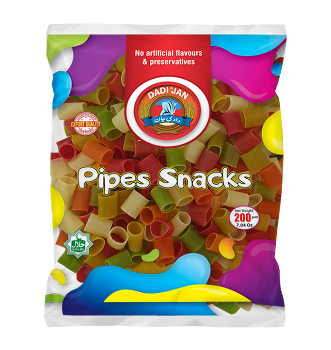 pipe snacks