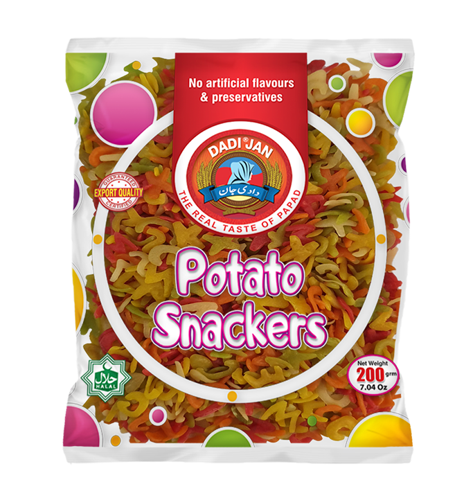 Potato Snackers