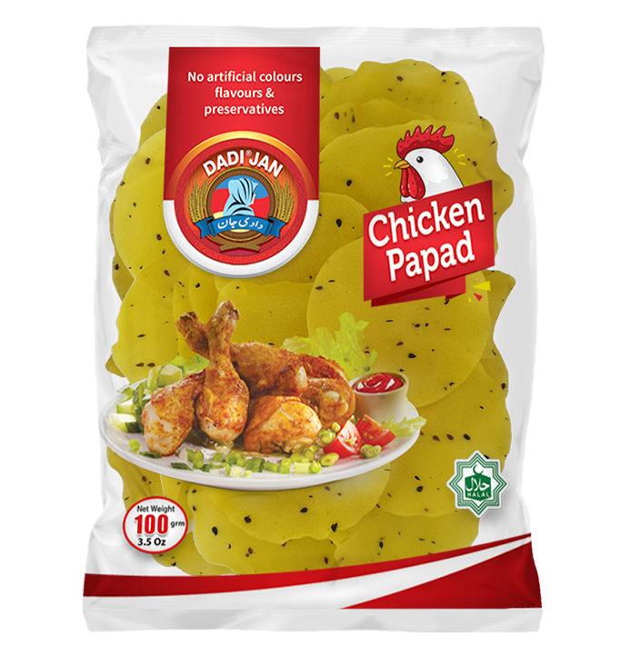 Chickenpapad new