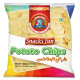 Plain Gol Gappa Potato Chips–400Grams